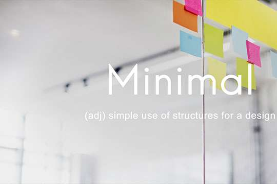 MinimalDesign 1