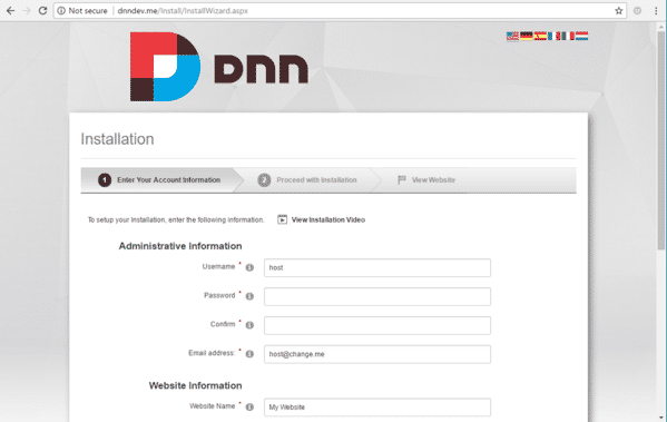 DnnInstall 6a WebsiteInstaller a 1024x647