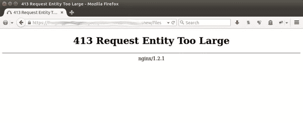 40a790a861524d2388303a8b0f6a454e 413 request entity too large error jpg